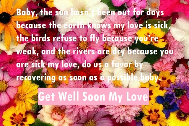 Get Well Soon Messages For Her