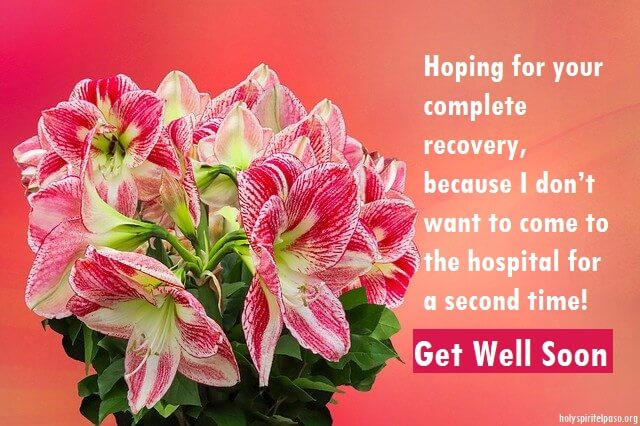 Get Well Soon Wishes For Her