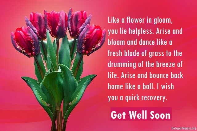 Get Well Soon Wishes For Boyfriend