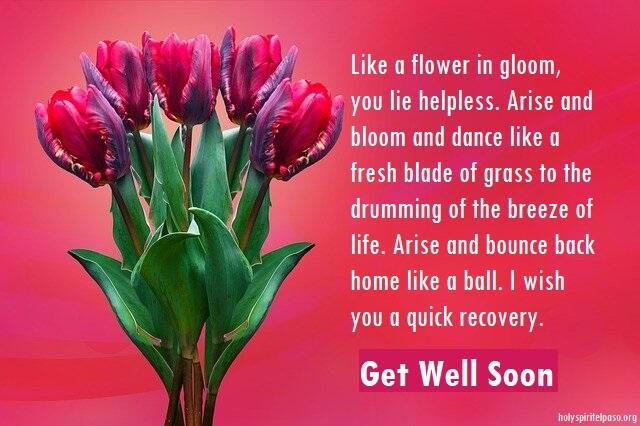 Get Well Soon Wishes For Boyfriend