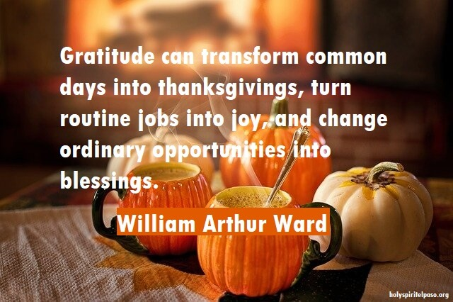 Short Thanksgiving Quotes