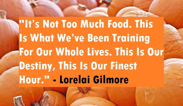 Thanksgiving Quotes From My Family to Your Family