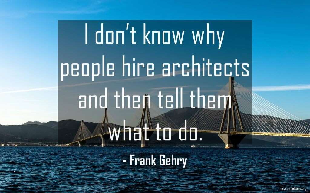 Beautiful Architecture Sayings With HD Image
