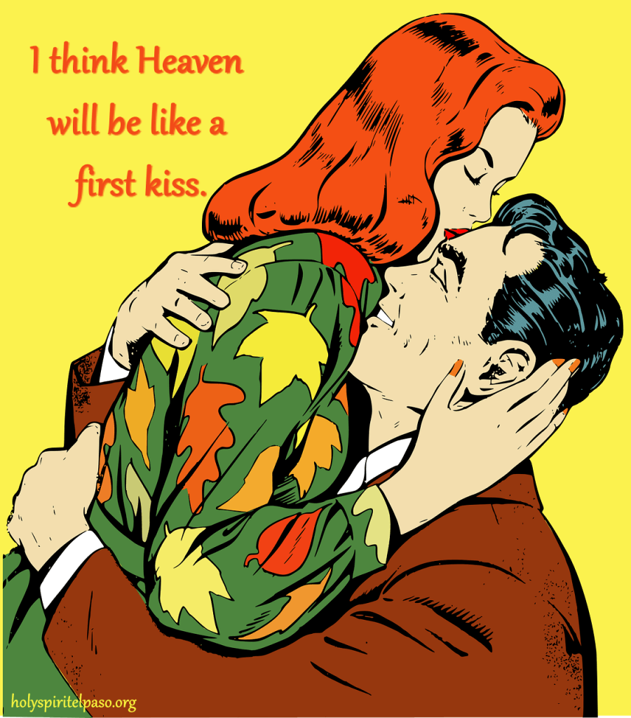 Love First Kiss Quotes With HD Image