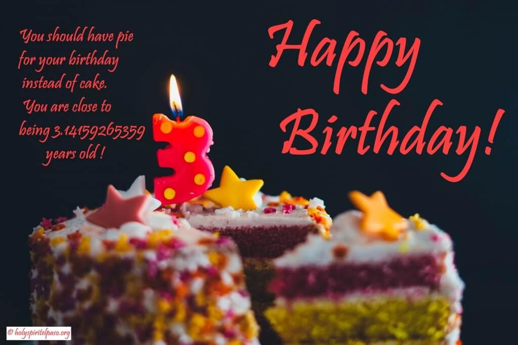 3rd Birthday Wishes