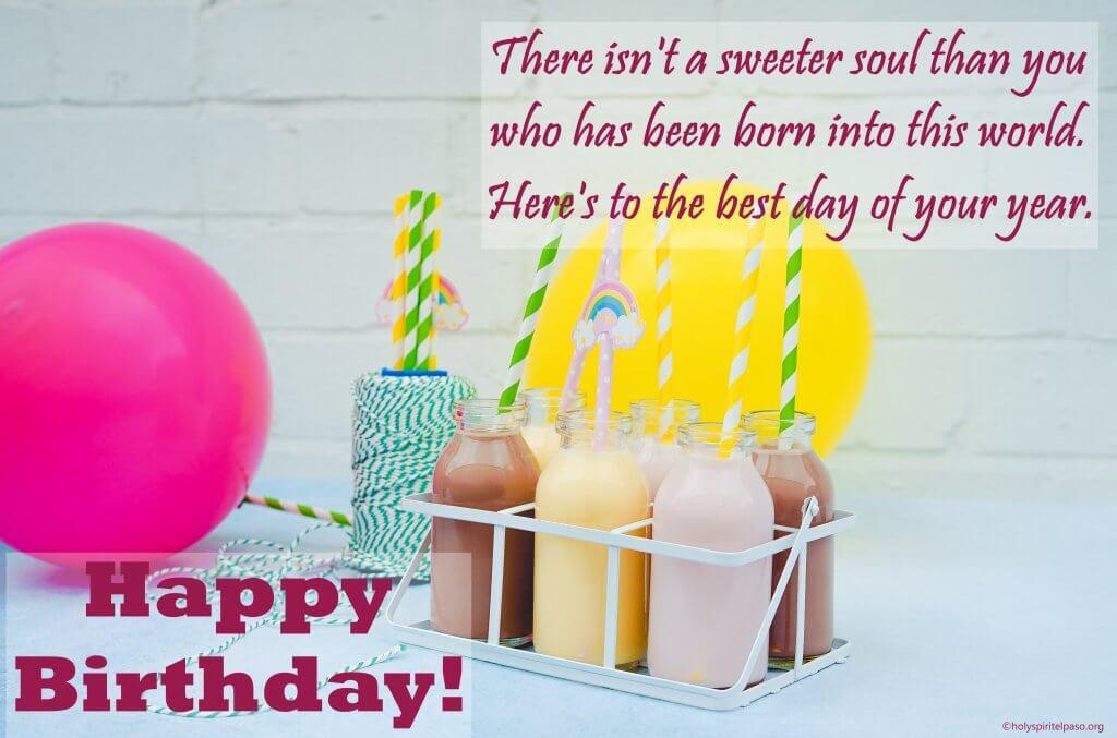 Beautiful Soul Inspirational Birthday Sayings