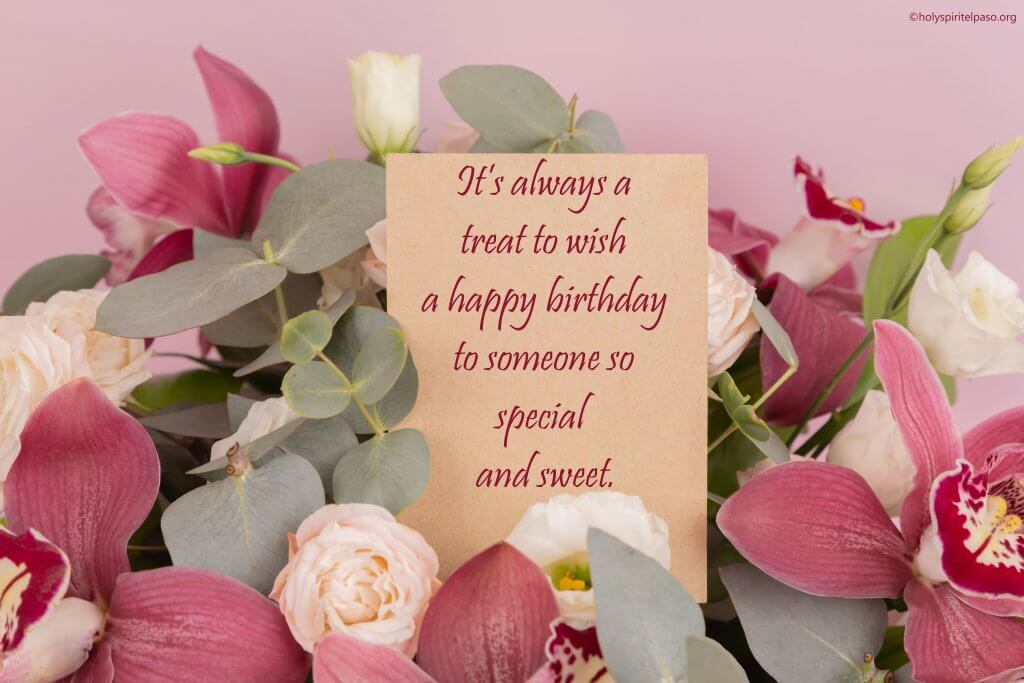 Happy Birthday Inspirational Quotes For Special Person