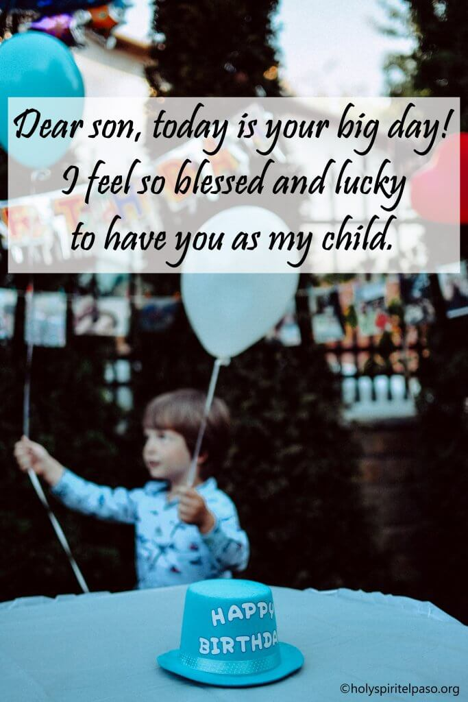 Motivational Birthday Quotes For Son