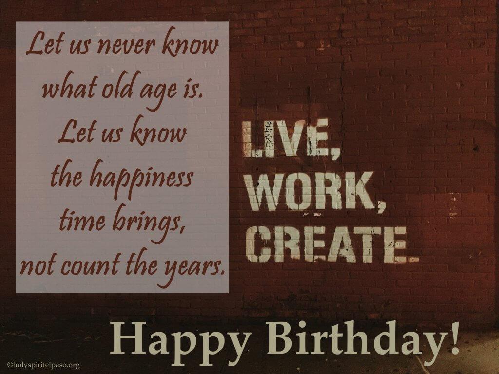 Motivational Birthday Wishes