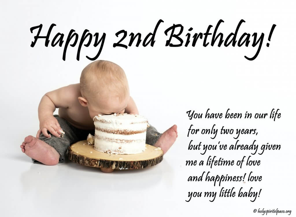 Quotes For My Son On His 2nd Birthday
