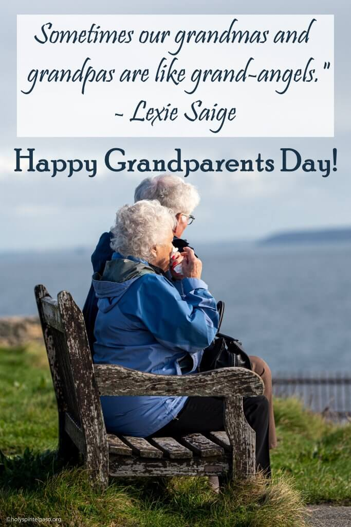 Cute Sayings For Grandparents Day