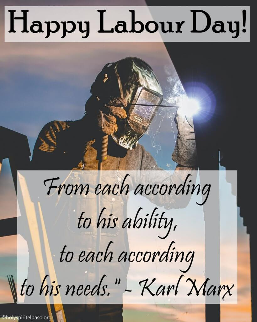 Inspirational Quotes For Labour Day