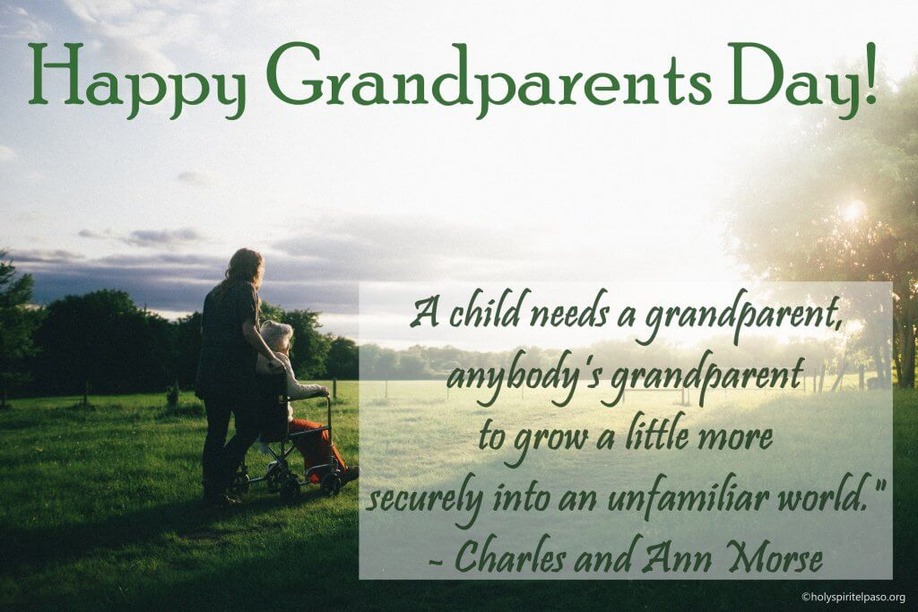 Inspirational Quotes on Grandparents Day