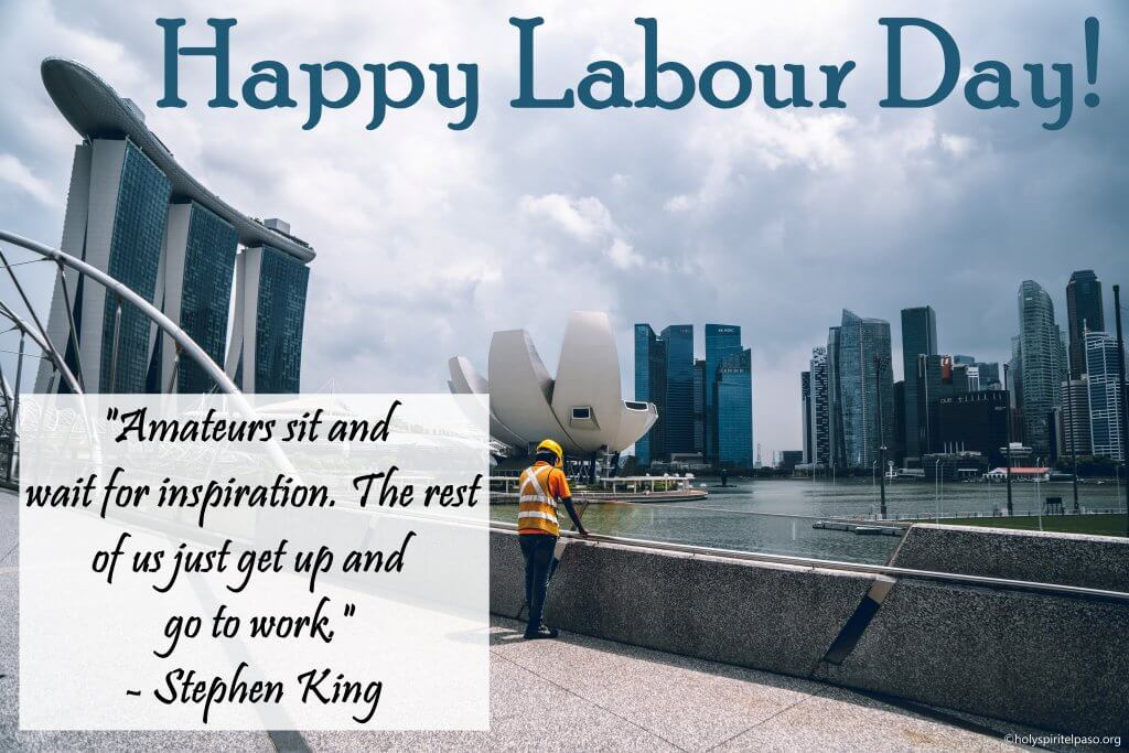 Labour Day Message With Image And Quotes