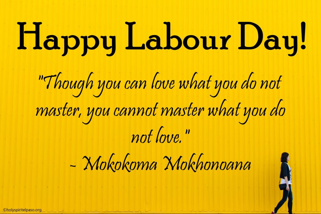 Labour Day Sayings With Image And Quotes
