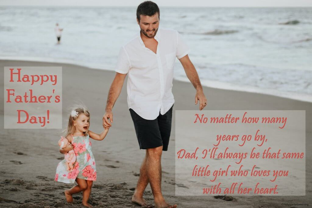 Meaningful Fathers Day Sayings From Daughter