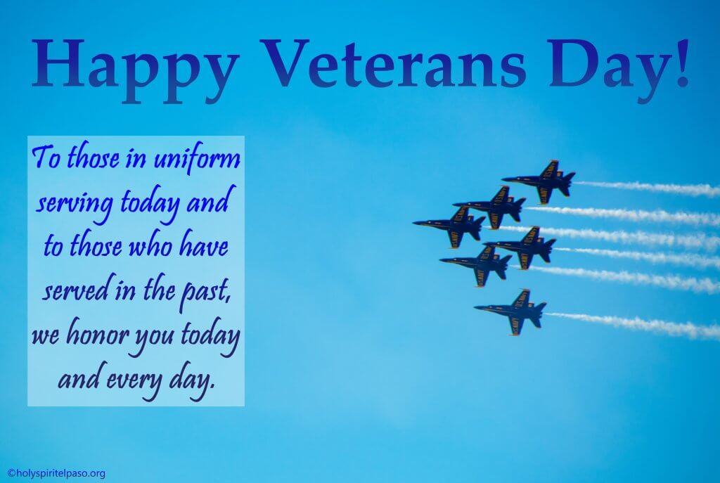 Veterans Day Inspirational Quotes